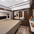 LaCrosse Travel Trailer Interior