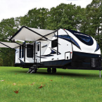 Lacross Travel Trailers - Luxury to the MAX!