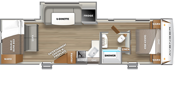 Avenger Prime Time Manufacturing Manufacturer Of Travel Trailers Fifth Wheels