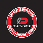 Your safety and peace-of-mind while traveling are assured with high quality, heavy duty Dexter Axles.