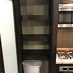 Need more storage? Check out this HUGE pantry!!