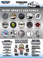High Impact Features Flyer